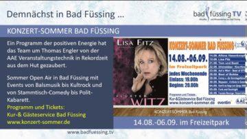 Konzert Sommer 2020