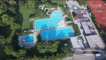 Das Freibad Bad Füssing garantiert Sommerspaß pur